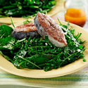 Arugula and Mackerel Salad